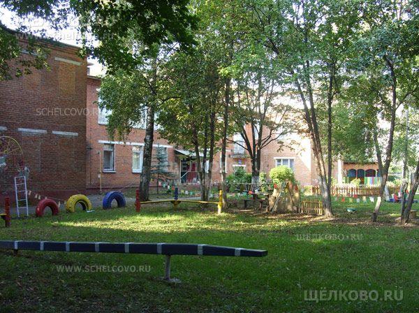 Фото детский сад № 6 г. Щелково «Колокольчик» (ул.Парковая, д.9б) - Щелково.ru