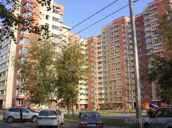 Фото новый дом (№ 6) по улице Шмидта в Щелково - Щелково.ru