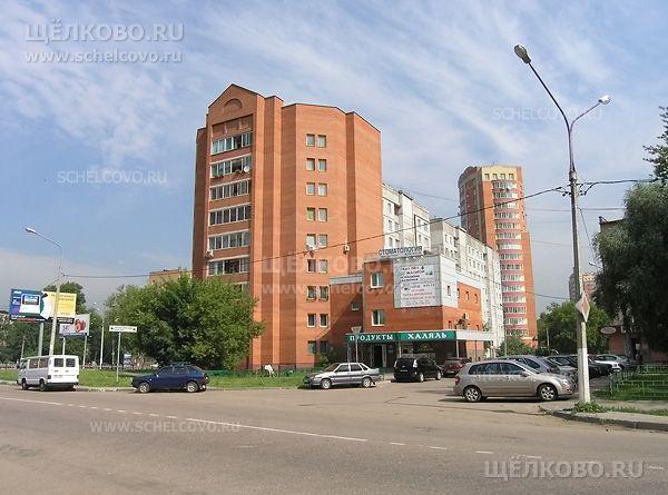 Фото г. Щелково, Пролетарский проспект, дом 2а (вид с улицы Советская) - Щелково.ru