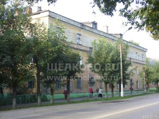 Щелково, переулок 1-й Советский, 16