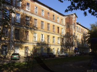 Щелково, переулок 1-й Советский, 19, корп.1