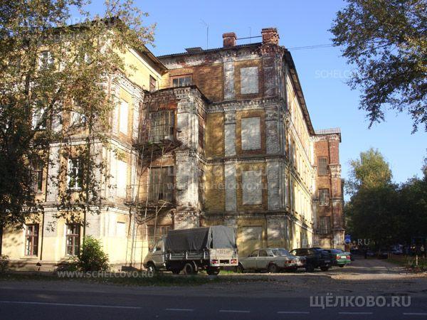 Фото г. Щелково, 1-й Советский переулок, дома19/3 и 19/1 - Щелково.ru