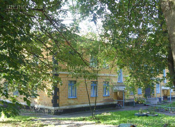 Фото детский сад &#8470; 4 г. Щелково &laquo;Солнышко&raquo; <nobr>(1-й Советский</nobr> переулок, д.&nbsp;24); построен в 1960 г., снесён в 2014(5) г. - Щелково.ru