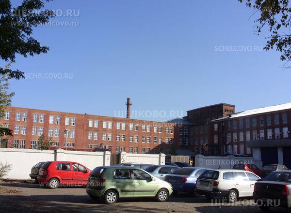 Фото корпуса фабрики «Славия» г. Щелково (1-й Советский переулок, д.25) - Щелково.ru