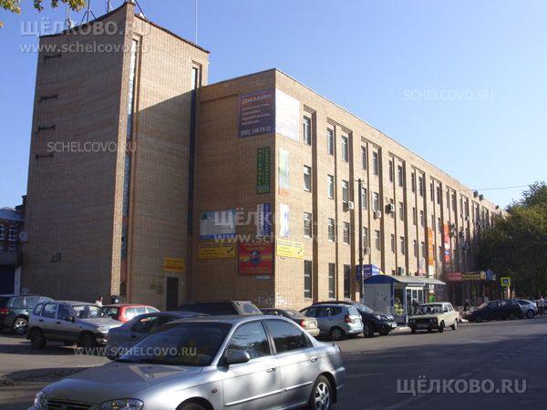 Фото бывшее административное здание фабрики «Славия» (г. Щелково, 1-й Советский переулок, д.25) - Щелково.ru