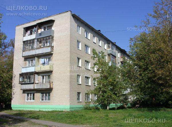 Фото г. Щелково, 1-й Советский переулок, дом 28 (вид с улицы Пустовская) - Щелково.ru