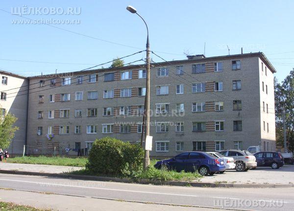Фото общежитие (г. Щелково, 1-й Советский переулок, д.30/2) - Щелково.ru