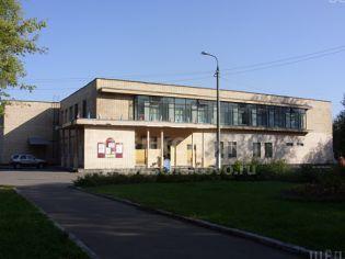 Щелково, улица Фабричная, 1 (ТКЦ)
