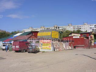 Щелково, улица Краснознаменская, старый рынок