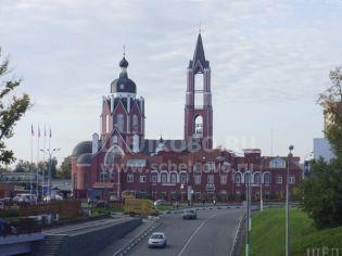 Город Щелково. Пролетарский проспект в 2009 году