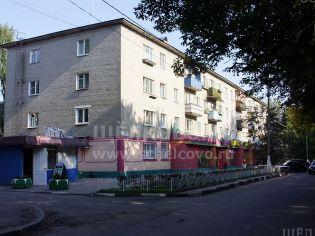 Щелково, ул. Пушкина, 4 - 3 сентября 2009 г.
