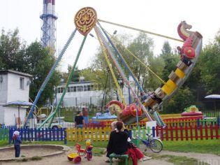 Адрес Щелково, ул. Пушкина, парк - 13 сентября 2009 г.
