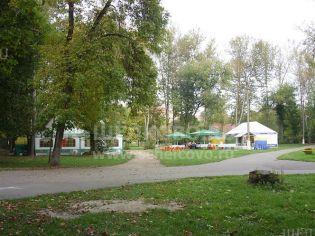 Щелково, ул. Пушкина, парк - 13 сентября 2009 г.