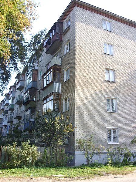 Фото г. Щелково, улица Зубеева, дом 9 (вид сторца) - Щелково.ru