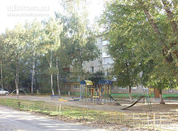 Фото г. Щелково, 1-й Советский переулок, дом 21 - Щелково.ru