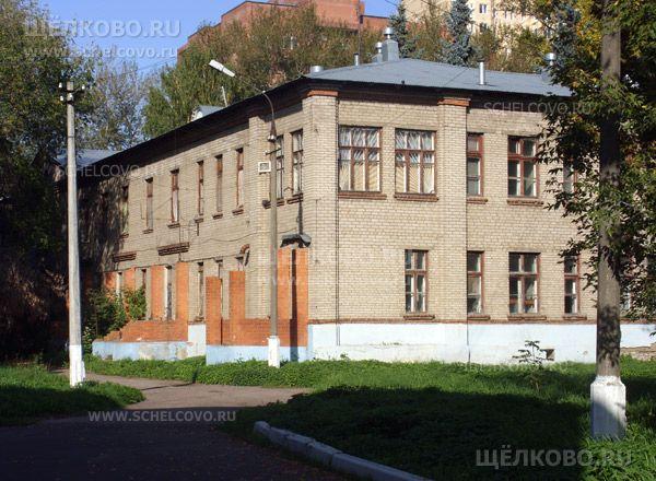 Фото на территории больницы г. Щелково (ул. Краснознаменская, д.8, корп.?) - Щелково.ru