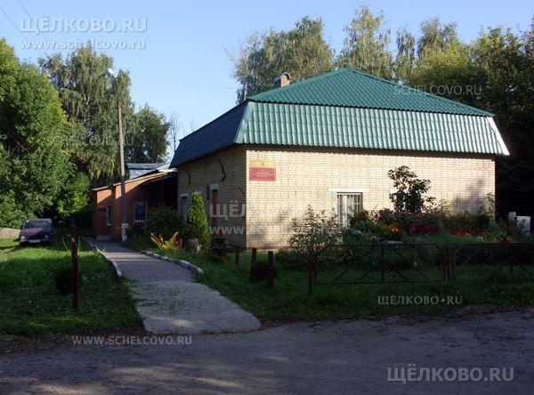 Фото противотуберкулезный диспансер в Щелково (ул.Краснознаменская, д.8, корпус5) - Щелково.ru