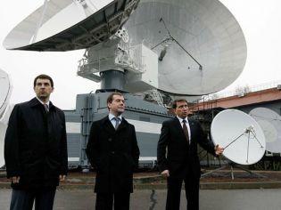 Президент РФ Д.А.Медведев в ЦКС «Медвежьи Озёра» Щелково