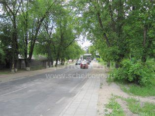 Город Щелково. Улица Талсинская в 2011—2016 гг.