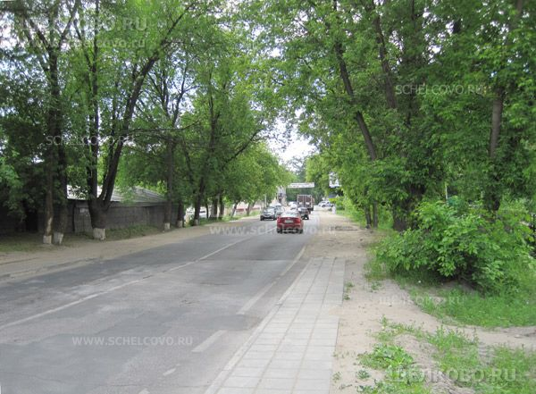 Фото улица Талсинская города Щелково - Щелково.ru