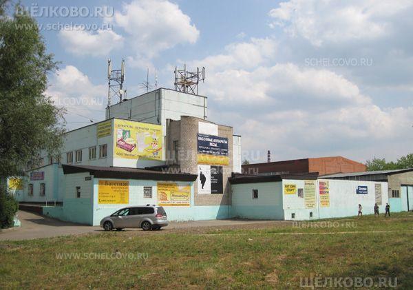 Фото торгово-офисный центр в Щелково (ул.Свирская, д. 3) — вид сулицы Советская - Щелково.ru