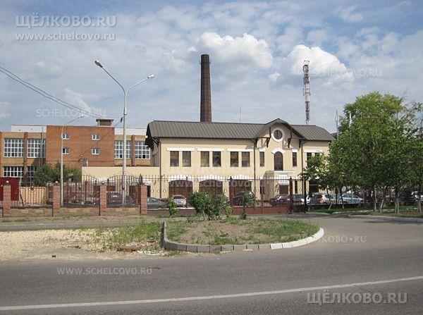 Фото новое здание на улице Фабричная г. Щелково - Щелково.ru