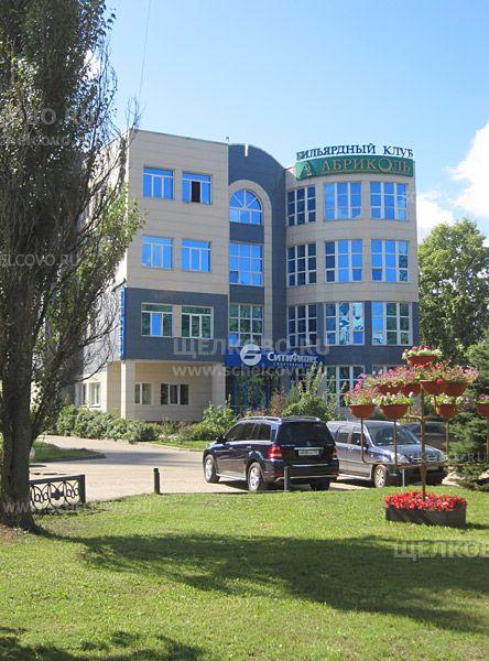 Фото здание спортивного клуба «Сити Фитнес» в Щелково (ул. Талсинская, д. 9) - Щелково.ru