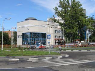 Щелково, пр-т Пролетарский, 8а (БЦ «Капитал») - 31 июля 2008 г.