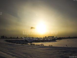 Фото улицы Кожинская города Щелково (деревня Кожино)