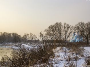Щелково, улица Амеревская (с. Амерево), церковь