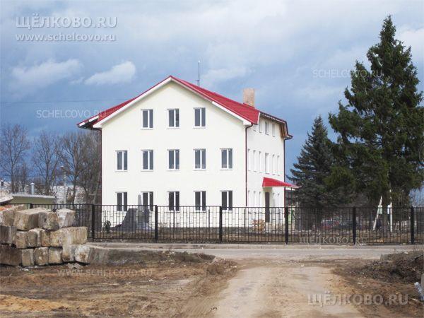 Фото здание Администрации сельского поселения Огудневское Щелковского района - Щелково.ru