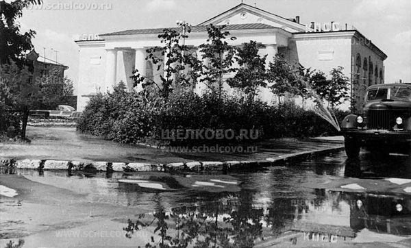Фото Дворец культуры г. Щелково (ул. Пушкина) - Щелково.ru