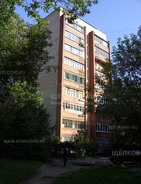Фото дом № 14 по улице Пустовская г. Щелково - Щелково.ru