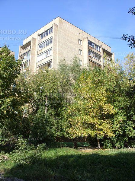 Фото дом № 10 по ул. Пустовская г. Щелково - Щелково.ru