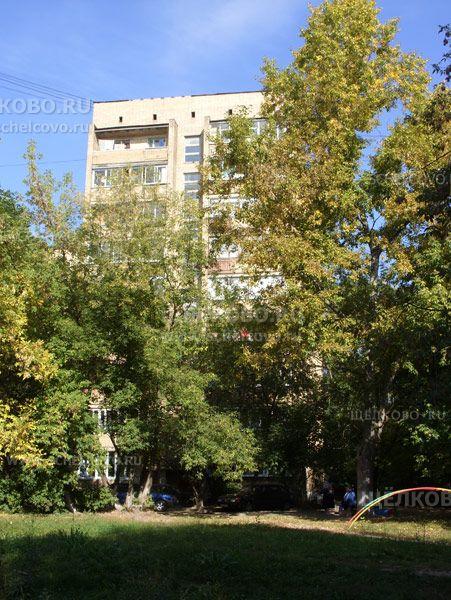 Фото г. Щелково, ул. Пустовская, дом 12 - Щелково.ru