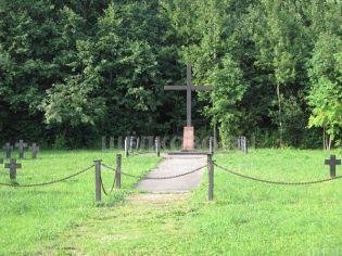 Адрес Щелково, ул. Кожинская (д. Кожино), кладбище - 26 июня 2010 г.