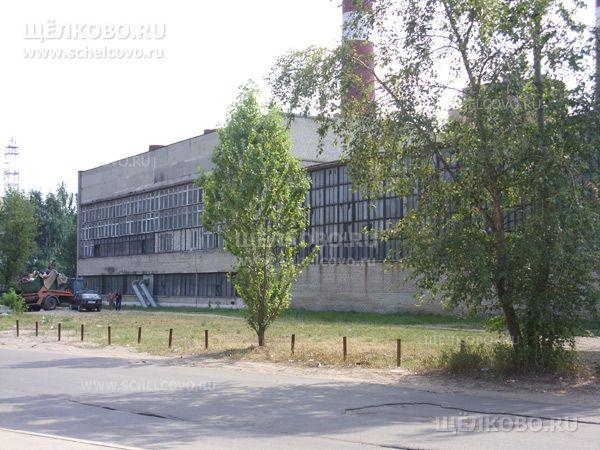 Фото котельная на пересечении улиц Сиреневая и Комсомольская в Щелково - Щелково.ru