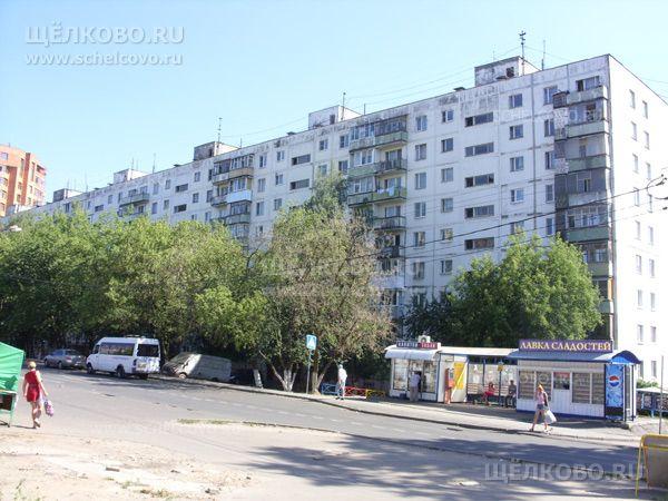 Фото г. Щелково, ул. Комсомольская, дом 6 - Щелково.ru