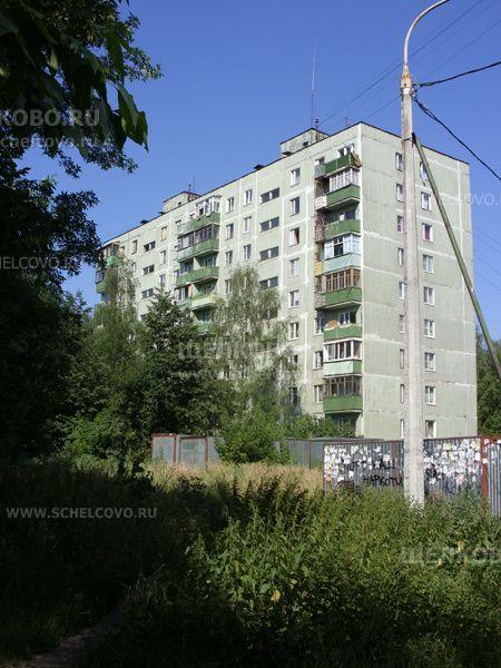 Фото г. Щелково, ул. Комсомольская, дом 10 - Щелково.ru