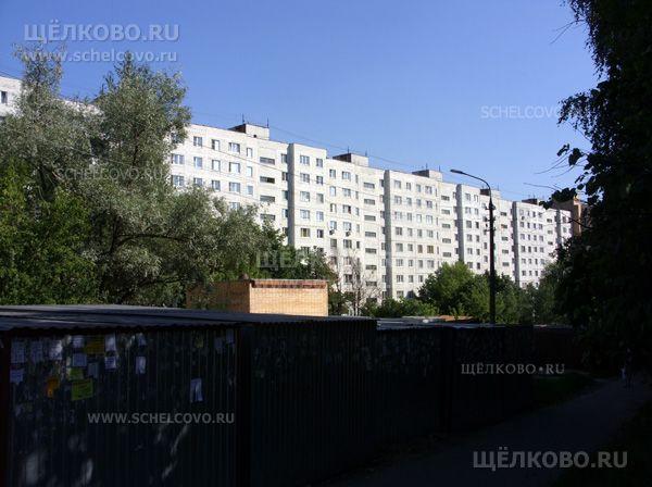 Фото г. Щелково, Пролетарский проспект, дом 11 (вид со двора, со стороны улицы Комсомольская) - Щелково.ru