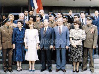 Адрес Звездный городок,  Звездный городок, 7 (ДК) - 9 июля 1986 г.