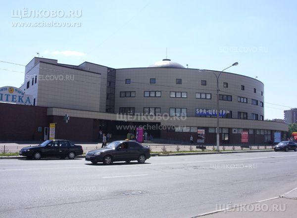 Фото здание Щёлковского районного рынка (г. Щелково, ул. Талсинская, д. 1а) - Щелково.ru