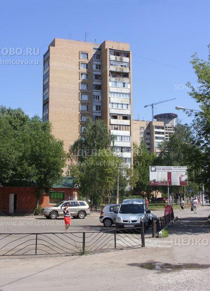 Фото г. Щелково, ул. Талсинская, дом 4а - Щелково.ru