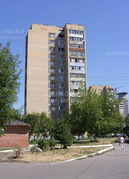 Фото г. Щелково, ул. Талсинская, дом 6а - Щелково.ru
