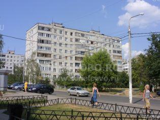 Город Щелково. Улица Космодемьянская