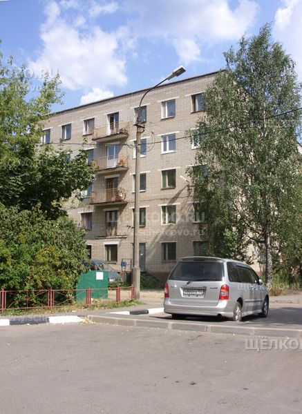 Фото г. Щелково, ул. Талсинская, дом 12 - Щелково.ru