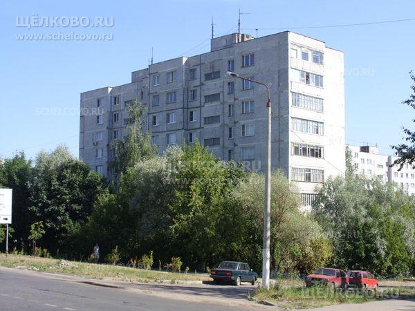 Фото г. Щелково, ул. Комсомольская, дом 16 - Щелково.ru