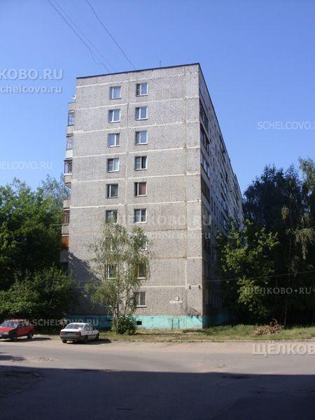 Фото г. Щелково, ул. Космодемьянская, дом 7 (расположен между улицами Талсинская и Комсомольская) - Щелково.ru