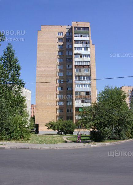 Фото г. Щелково, ул. Талсинская, дом 8а (вид с улицы Сиреневая) - Щелково.ru