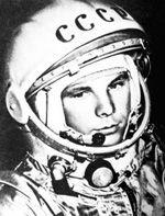 Фото Юрий Алексеевич Гагарин, первый человек, совершивший орбитальный космический полет - Щелково.ru